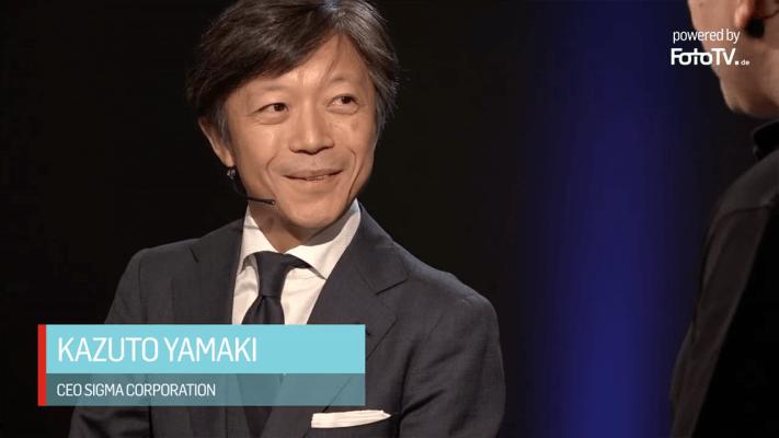 PHOTOKINA TV Kazuto Yamaki