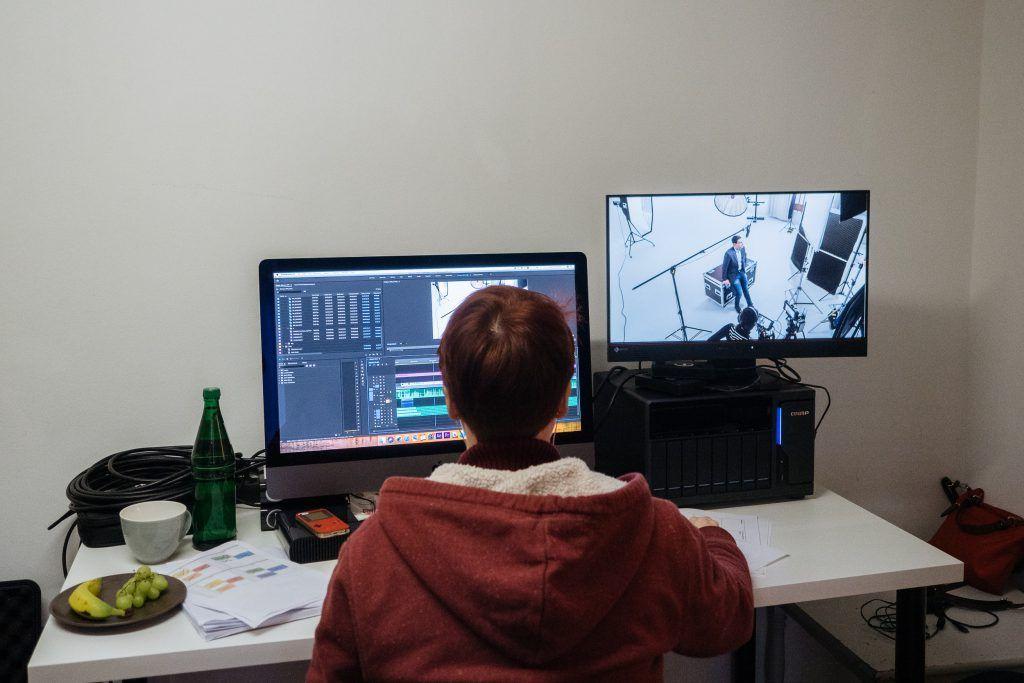 Product Launch Videos Schnitt vor Ort - Schnitt vor Ort