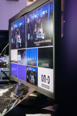 Olympus OM-D E-M1X Livestream Impressionen 1