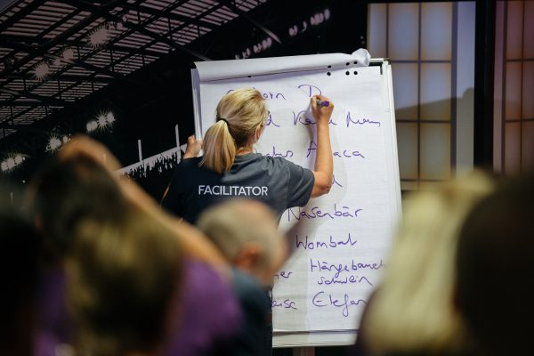 Dokumentation Brainstorming Spark 2018 - Eventdokumentation - Foto & Video - Videoproduktion im Kölner Stadion