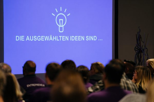 Dokumentation Pitch Spark 2018 - Eventdokumentation - Foto & Video - Videoproduktion im Kölner Stadion