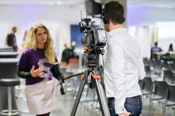 Mitarbeitermeinung Spark 2018 - Eventdokumentation - Foto & Video - Videoproduktion im Kölner Stadion
