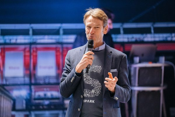 Dokumentation Ansprache Geschäftsführer Spark 2018 - Eventdokumentation - Foto & Video - Videoproduktion im Kölner Stadion